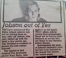 Jobson Yes sounds